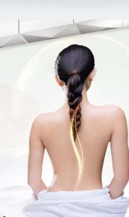 Massage naturiste body body