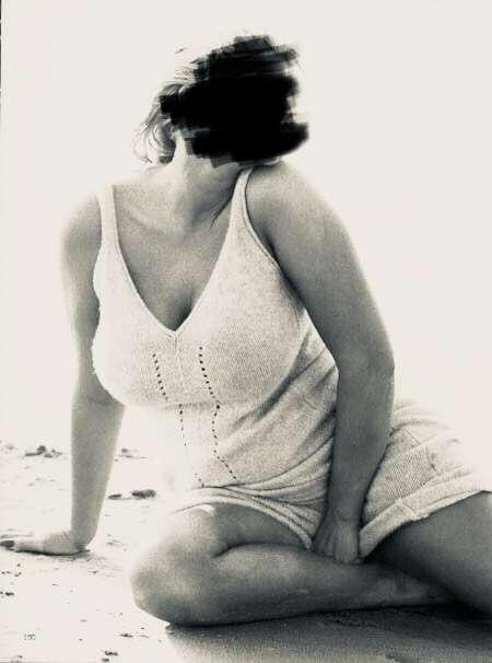Gabrielle très sensuelle
